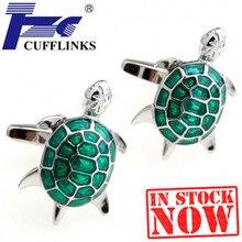 Зеленая Черепаха запонки с черепашками запонки 2 пары Акция