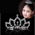 Fashion Mini Mixed Style Crystal  Diamante Bridal Princess Crown Hair Comb Tuck Tiara  Party Wedding Women Girl Gift Jewelry