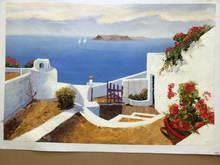 Картина на стену ручная роспись Современная картина маслом холсте