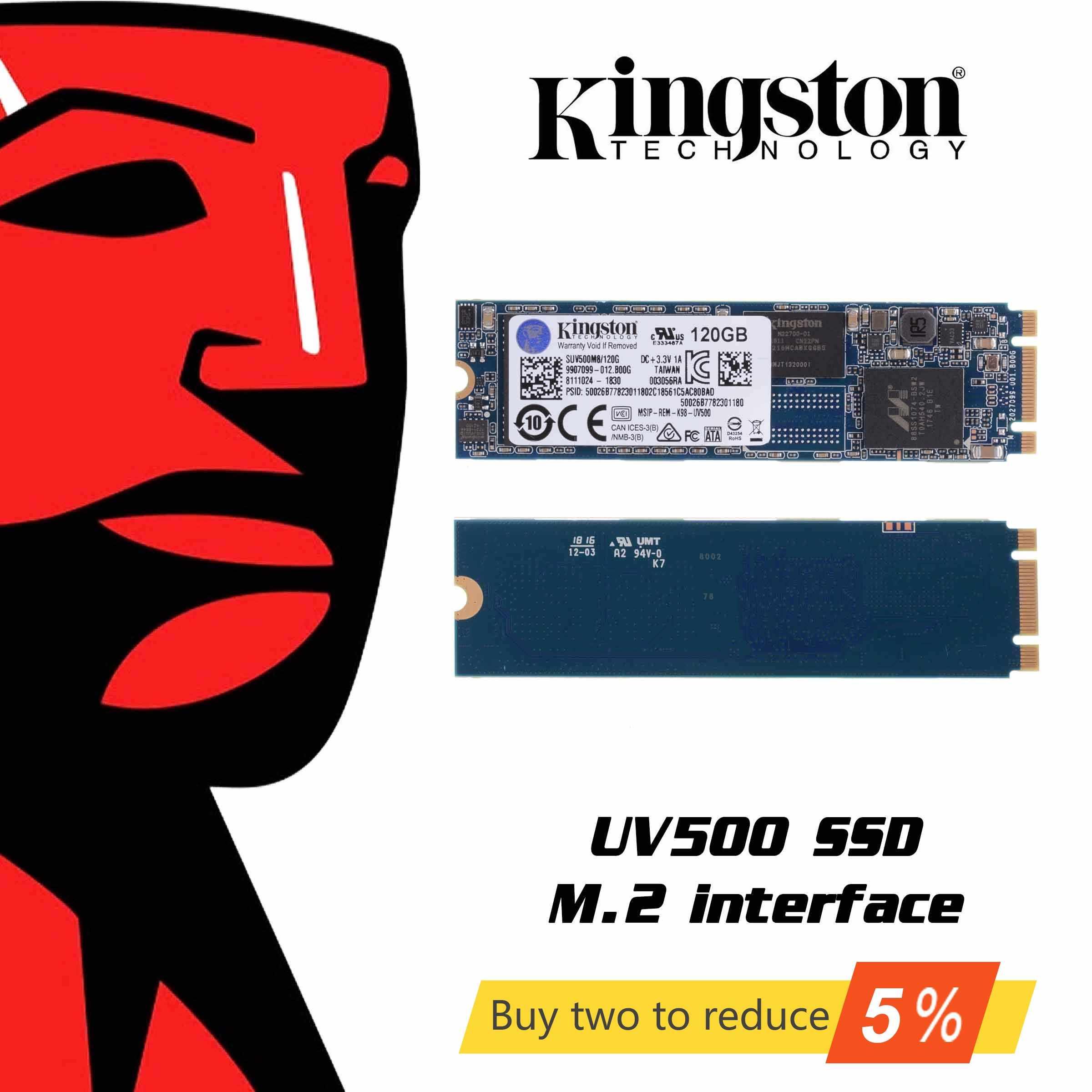 Original de la unidad UV500 SSD 120GB 240GB hdd 480GB 1,92 tb m2 PCI-e pulgadas disco duro interno de estado sólido HD SSD para ordenador portátil