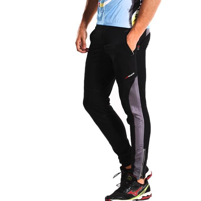 ACACIA Vélo Pantalon Sports de Plein Air Sport Hommes et Femmes Cyclisme  Pantalon Serré Pantalon Long 9d2ca91e102