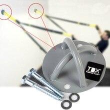 Xmount trx якорь фиксированной фитнес-тренировки настенное freeshipping крепление пряжки стали на