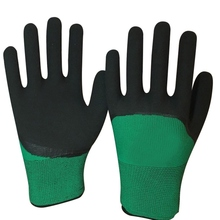 Breathable Latex Cleaning Non-slip Gloves