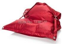 Ywxuege красный оригинал на открытом воздухе и крытый buggle до креслами-мешками, Большой подушка погремушка подушку дивана стул