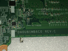 PROMISED WORKING +NEW MOTHERBOARD DA0U81MB6C0 REV : C for HP pavilion 15 NOTEBOOK PC