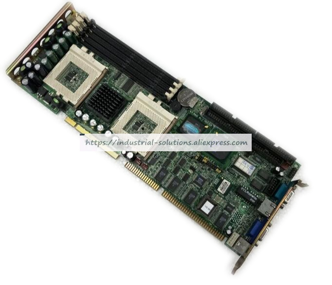 PCA-6276 Rev.B1 double CPU control is the motherboard 100% Tested Good Quality sbc8252 long industrial motherboard cpu card p3 long tested good working perfec