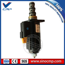 E320C 320C Excavator Hydraulic Pump Solenoid Valve 121 1490 blue point