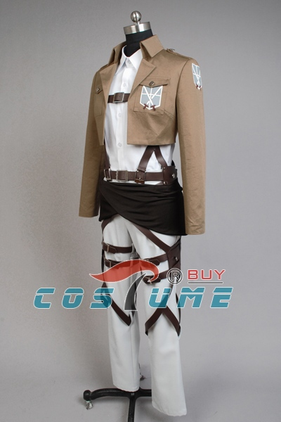 Shingeki no Kyojin Attack on Titan Armin Arlart Cosplay Costume For Men Women Jacket Coat Pants Anime Halloween Costume