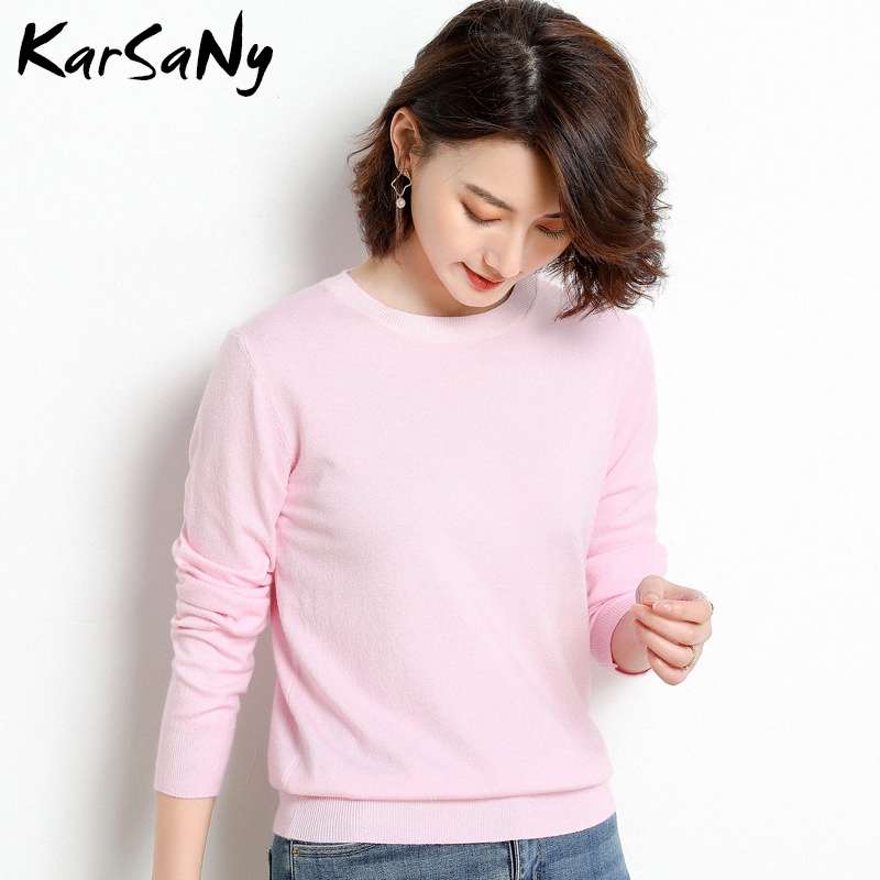 Yellow Cashmere Sweater For Women Sweaters Female Pink Wool Winter Woman Sweater Knitting Pullovers Knitted Sweaters Jumper 2020 23