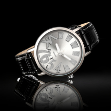 Sports Mens watches Top brand luxury Watch men High Quality Leather Waterproof Quartz Wrist Watches Men