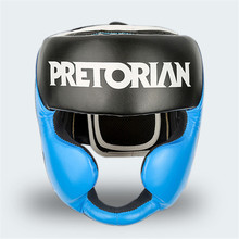 ММА Муай Тай PRETORIAN боксерский шлем кик тренировка спарринг в ММА ТКД фитнес оборудование Грант бокс головные уборы