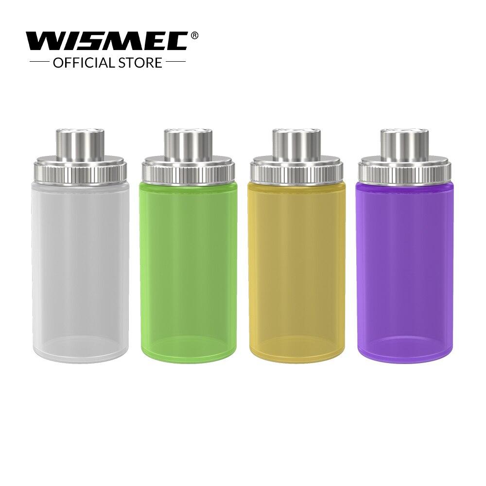 [Tienda oficial] Original Wismec LUXOTIC BF caja botella de E-líquido squonk botella de 6,8 ml/7,5 ml para Wismec Luxotic BF caja de Kit de 5 colores