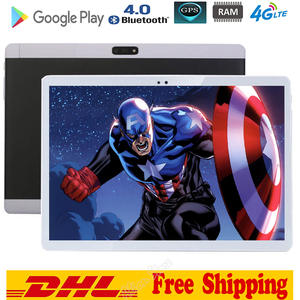 10inch Tablet Android 8.0 Phone-Call Sim-Card Wifi Dual MT8752 DHL 3G/4G LTE IPS 64GB