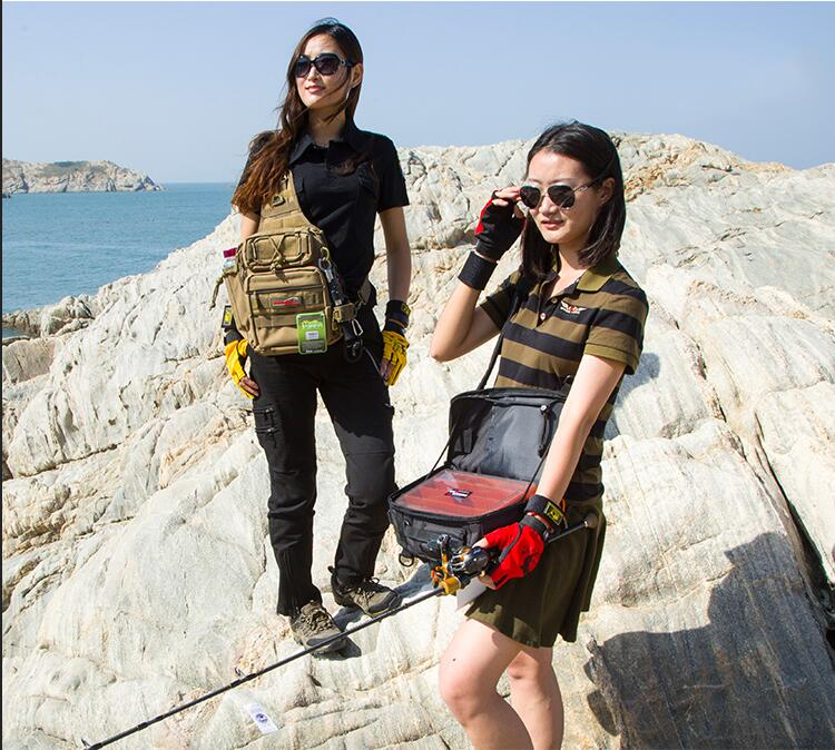 saco de pesca a prova dwaterproof agua grande capacidade 30 26 19cm multifuncional isca pesca equipamento