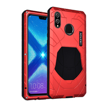 IMATCH Original For Huawei honor 8X 20 Pro Phone Case Hard Aluminum Metal Protector Cover Heavy Duty Protection Shockproof