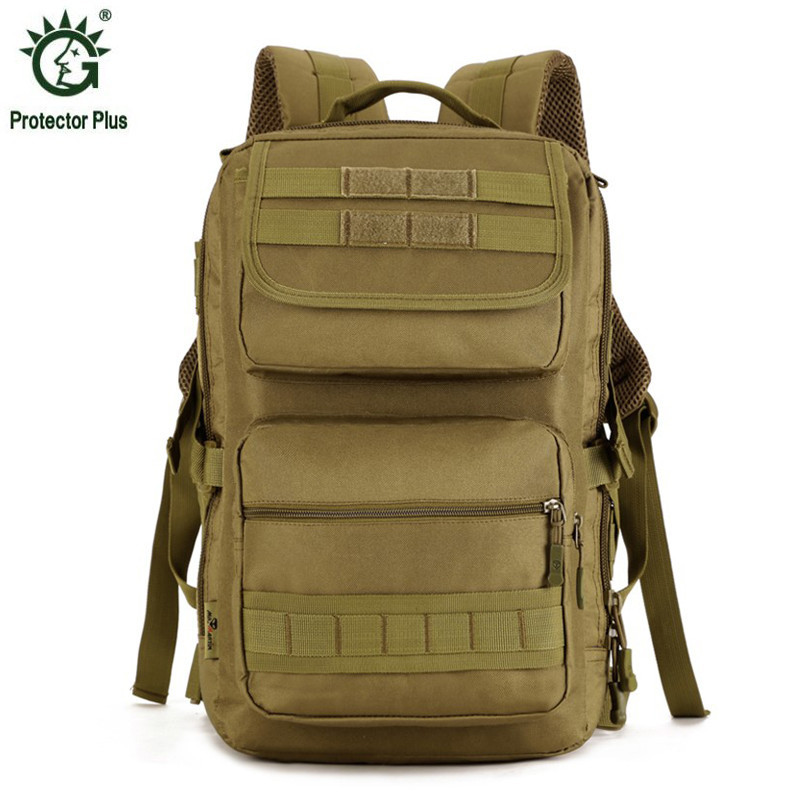 Men Women Military Backpack Nylon Fashion Male Laptop Back Bag Female Waterproof Travel Rucksack Camouflage School Bag Teenagers 35l men women military backpack waterproof nylon fashion male laptop back bag female travel rucksack camouflage army hike bags