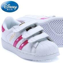 Disney Original New Arrival Kids Shoes Fashion Casual Non-slip Wearable Comfortable Childrens Flat #DisneyB001