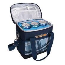 Apollo Пикник сумка-холодильник Большой Сгущать Свежие Водонепроницаемый Сумка-Холодильник Обед Мешок Для Стейка Тепловая Мешок Изоляции Ice Pack