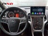 8,0 дюймов Android 10,1 автомобиль 8 ядерный Автомобильный gps навигационная система без DVD плеер для Opel Astra J 2014 2011 стерео Авто радио головное устройс