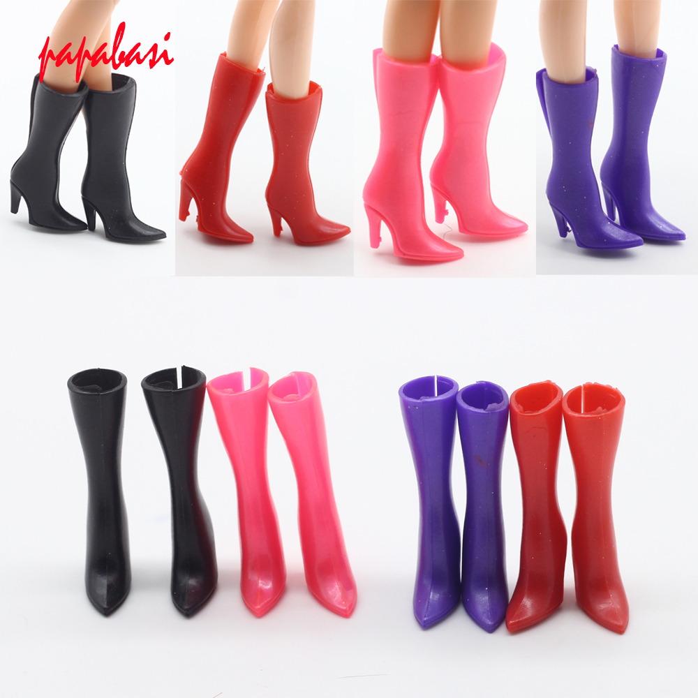 Barbie Doll Shoes And Boots