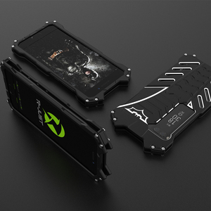 Image 5 - 360 كامل الجسم حماية بات الحال بالنسبة Meizu برو 7 Plus برو 6 الألومنيوم معدن الوفير غطاء ل Oneplus 7 برو 7T 5 5T 6 6T جراب هاتف