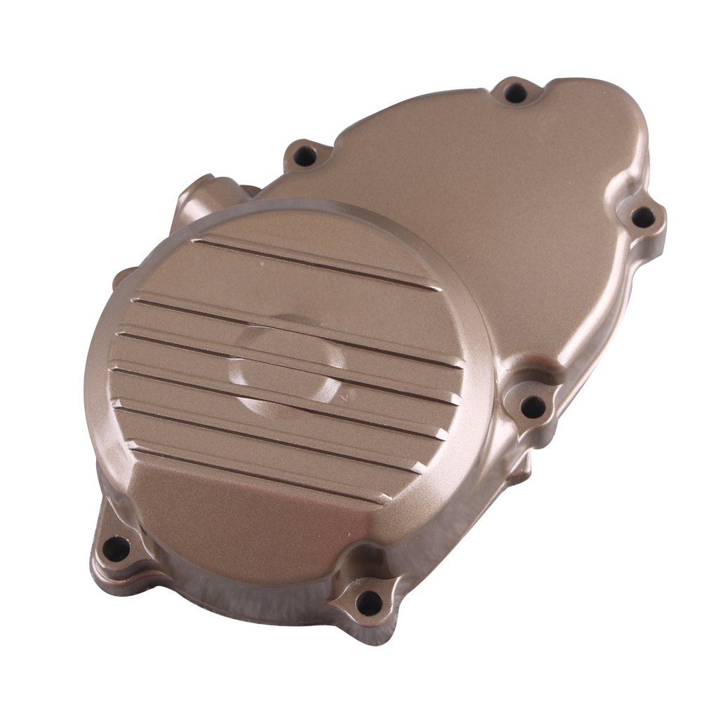 Motorcycle Stator Engine Crank Case Crankcase Cover for Honda CBR400 NC23 / CBR 400 1988 1989 1990 Aluminum 1PC Replacement