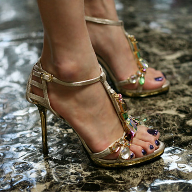Lady sexy shoes