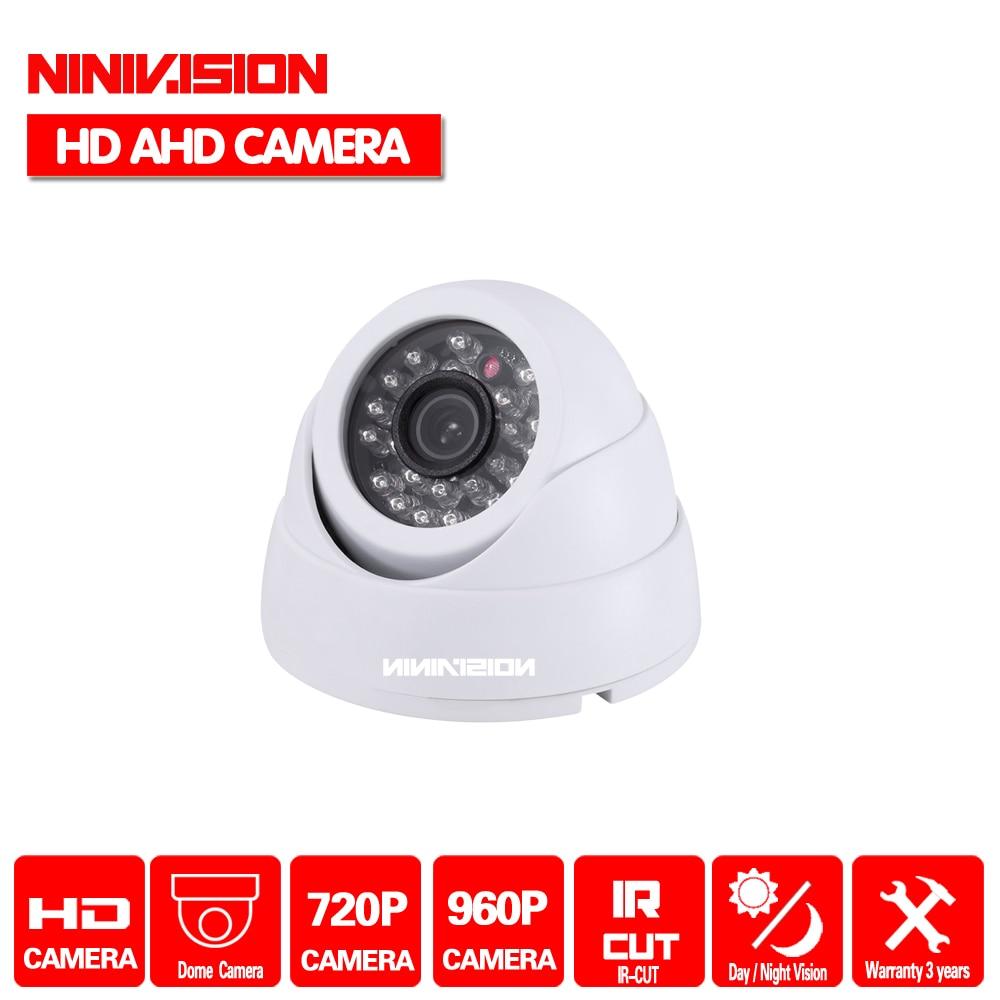 HD 24 piezas IR LED de visión nocturna Real 720 P 960 P 1/3