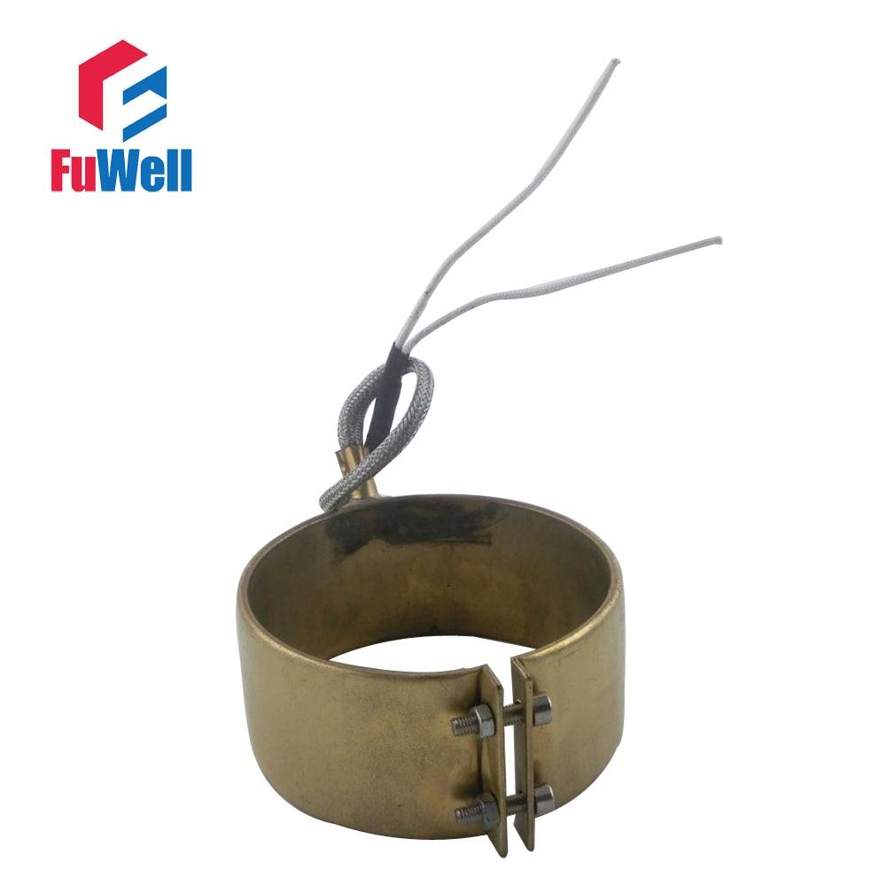 50mm Inside Diameter 30mm Height Brass Band Heater 50*30mm(D*H) 220V 200W Heating Element