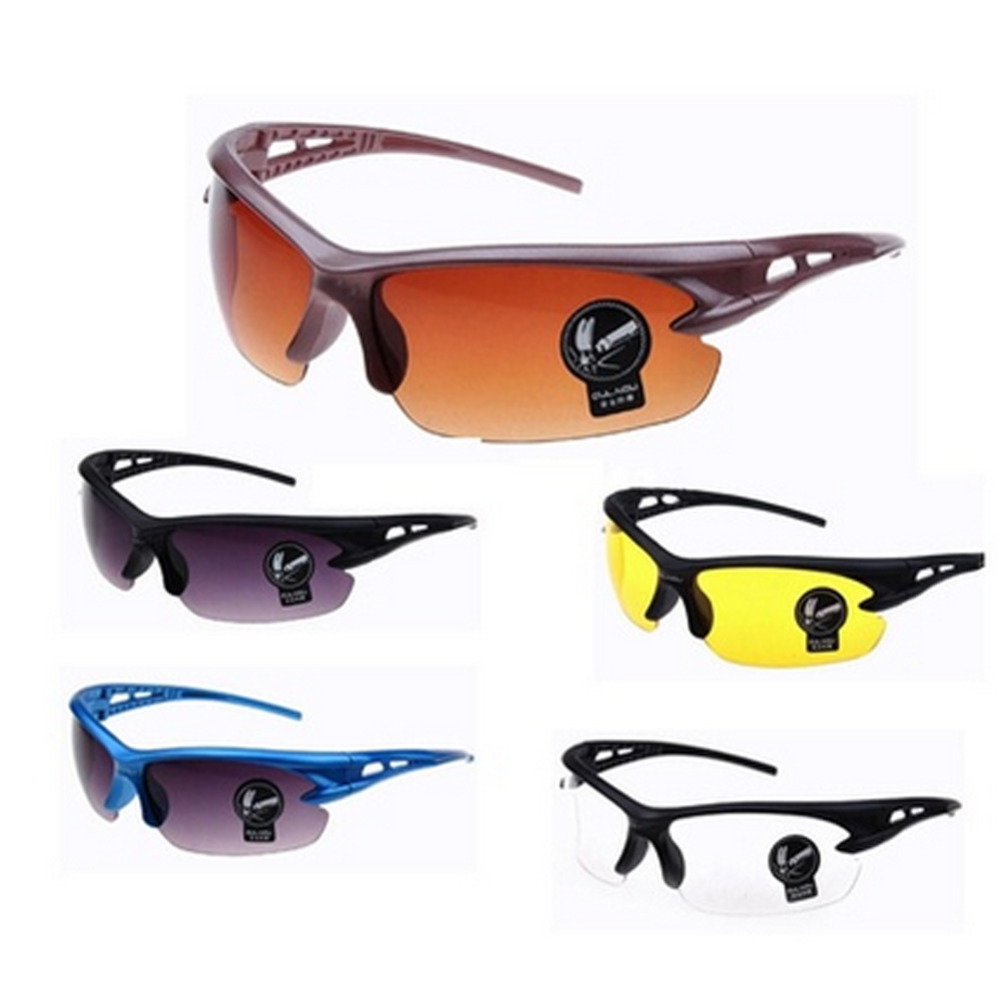 2018 Aluminum-magnesium Sports Men And Women  Glasses Sunglasses Car Drivers Mirror  Sports Sunglasses