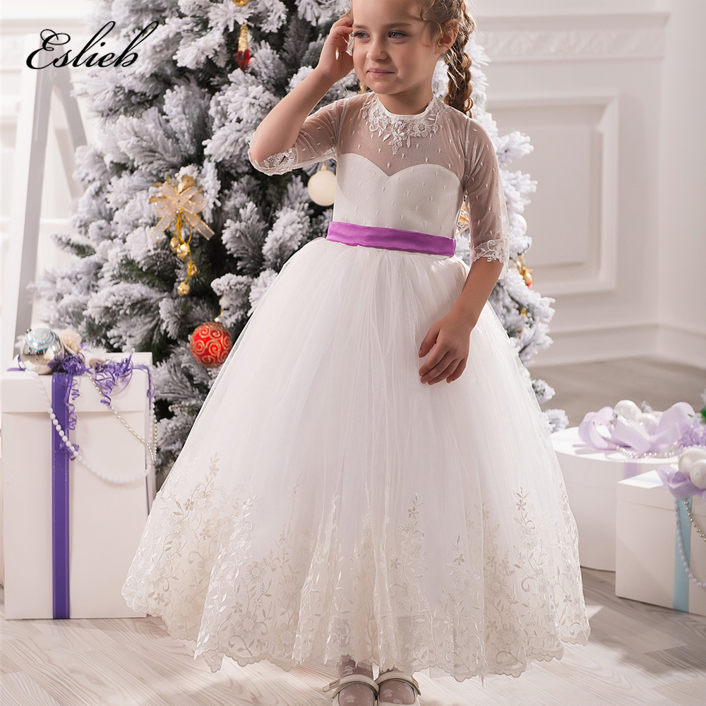 Buy elegant communion dress Online with Big Promotion Price