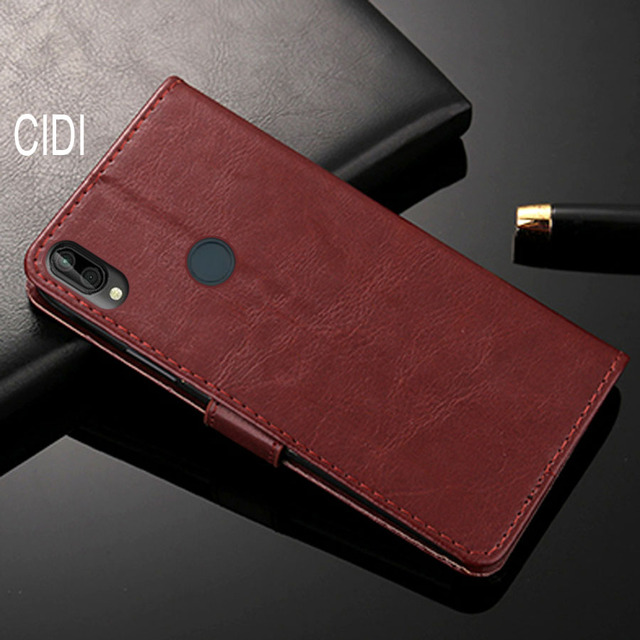 online store 7f3f5 0da1d US $3.67 9% OFF|YSW For Infinix Smart 2 Pro X5514D Wallet Case with Card  Slot and Kickstand PU Leather Flip Flap Cases For Infinix X5514D Cover-in  ...