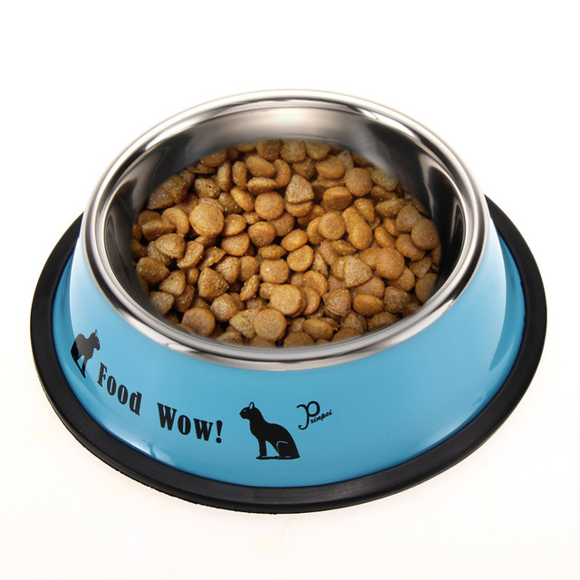 Dog Food Bowls For Dogs Water Dishes Outdoor Drinking Fountain Pet Dish Feeder