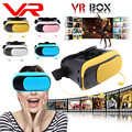 Best Price VP Glasses VR BOX Virtual Reality 3D Glasses Bluetooth+Earphone/Rubber Oil coating high quality fe10