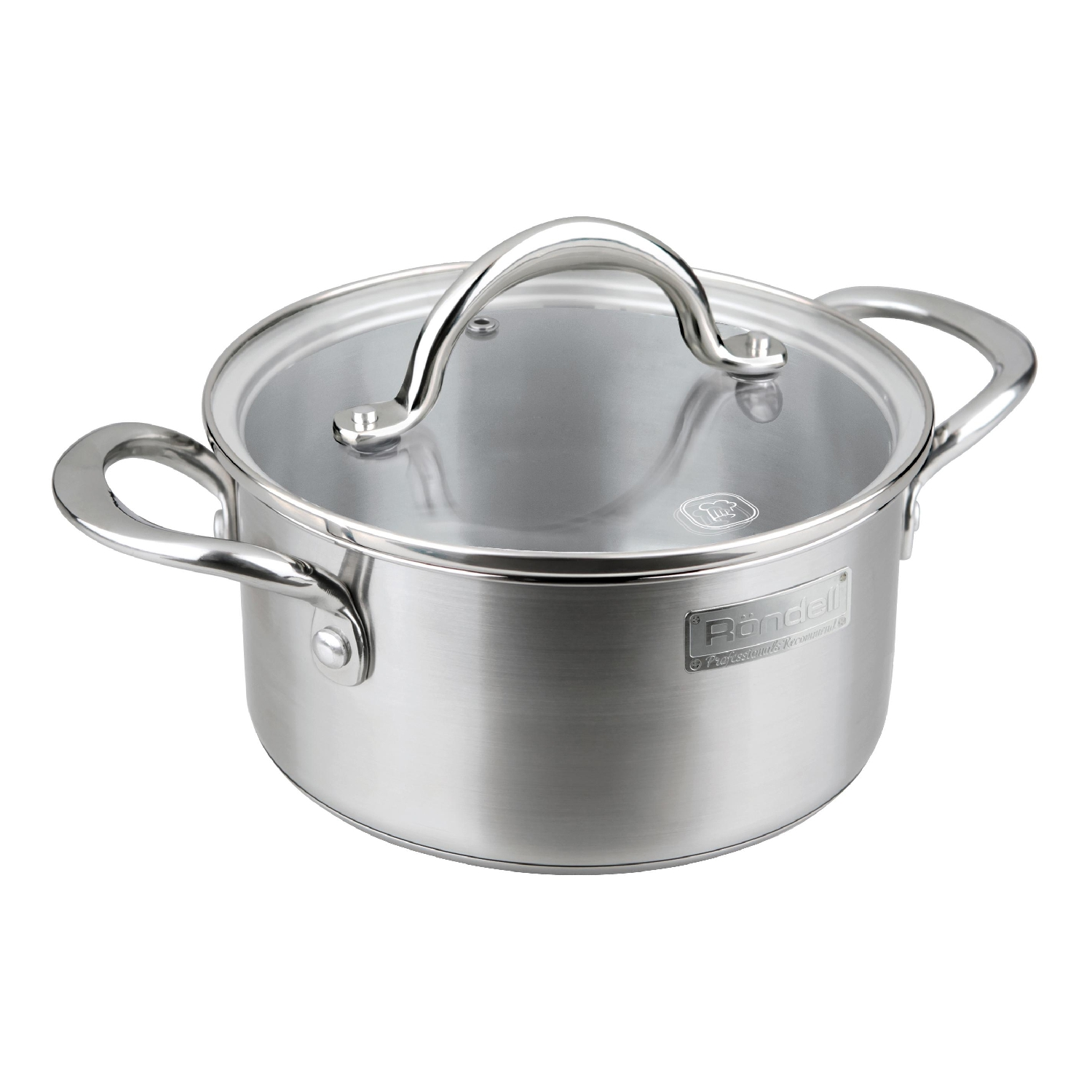 Pot with lid Rondell RDS-730 цена и фото