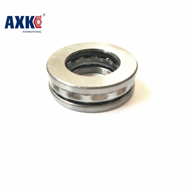 2017 Real Top Fashion 1pc Thrust Bearing Abec-3 Axial 51110 Ball Bearings 8110 50x70x14 Mm High Quality 51104 carbon steel axial ball thrust bearing 20x35x10mm