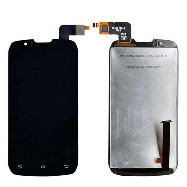 For Highscreen boost DNS S4502 DNS-S4502 S4502M For Innos D9 D9C LCD Display With Touch Screen Digitizer Assembly free shipping