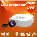 """Mini Home HD LED Projector PC Laptop HDMI/VGA A/V USB & SD with remote control 80"""" Cinema Theater Free Shipping"""