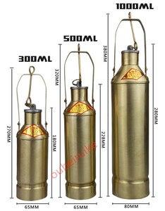 Liquid Sample Bailer 300ML Oil Sampling Bucket Petroleum Oil Refined Product Chemical Samplers
