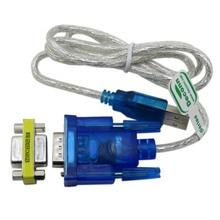 USB naar RS 232 DB9 9 pins Seriële Kabel w/Vrouwelijke Adapter Ondersteunt Windows 8 Geen CD