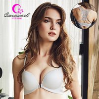 New womens bra sexy lace beauty back ultra thin soft and comfortable fabric women top Bra fashion best selling wire free bras