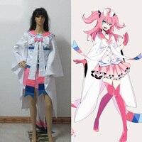 Pocket Monster Hot Sylveon Cosplay costume Anime custom For Christmas Halloween