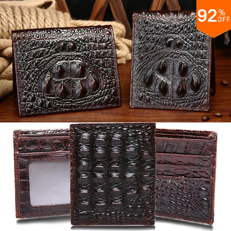 Luxury Real Snake Fur Leather wallet purse notecase burse for real fur vintage genuine leather luxury satchel hand money bag