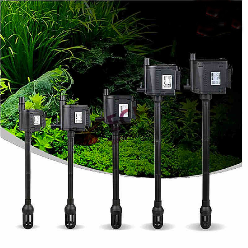 220-240V 6W 12W 20W 25W 45W Sunsun 3 in 1 Multi Functions Submersible Pump + Filter + Add Oxygen For Aquarium Fish Tank