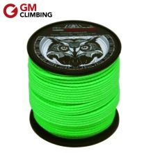 Tree Climbing Rope 180ft / 650lb Arborist Throw Line 1.7mm High Strength UHMWPE Tree Climbing Equipment Backpacking Hiking Cord gm climbing rope arborist throw line 180ft 650lb 1000lb backpacking camping hiking rigging tree climbing equipment
