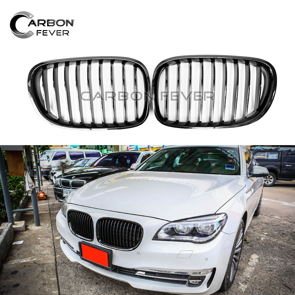 F01 Remplacement Calandre Pare-chocs Avant Rein Grille Maille Pour BMW F01 F02 F03 F04 2010-2015 750i 740i 730i