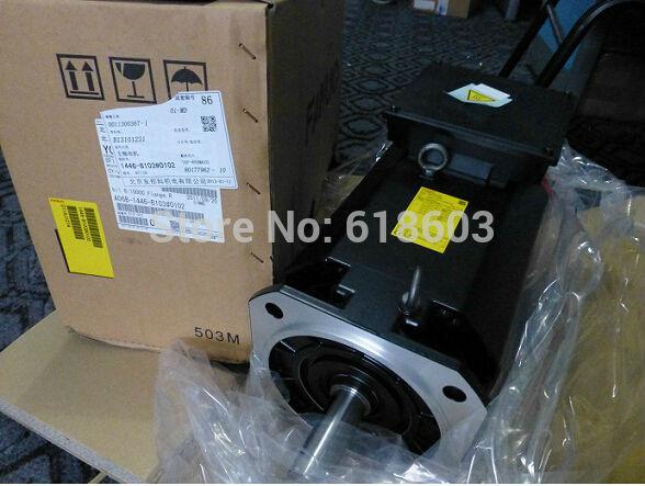 FANUC AC spindle motor A06B-1445-B103