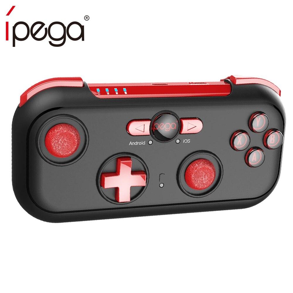 IPega PG-9085 Mini Interruptor Nintendo Gamepad Sem Fio Bluetooth Controlador Do Jogo para Android iOS Win7/8/10 Joystick