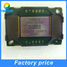 100% NEW Projector DMD chip 8060-6318W 8060-6319W big dmd chip for many projectors