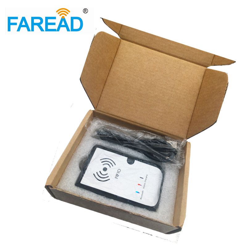 Low frequency 125khz RFID ISO11784/5 Animal Bluetooth Reader for E-wallet, E-commerce application EM4200,TK4100 recommendation systems for e commerce